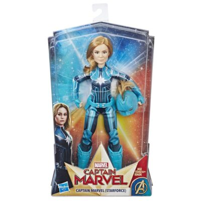 Capitana Marvel Starforce