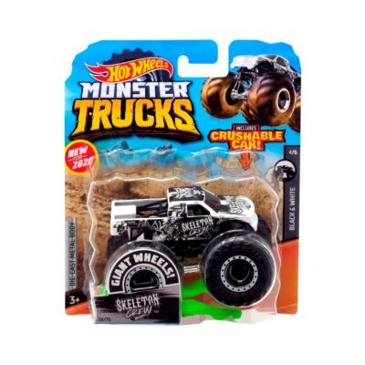 Monster Trucks BLACK & WHITE