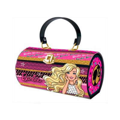 Cartera Metálica Barbie