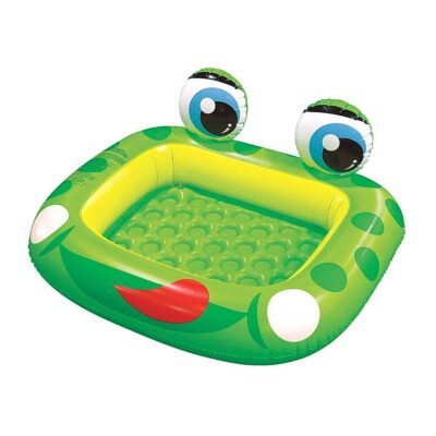 Piscina inflable ranita