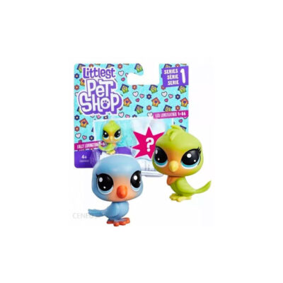 Littlest Pet Shop Leo Lovefeather 1-86