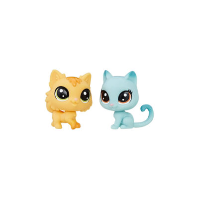 Littlest Pet Shop Kitty Von Grey-Cat 1-96